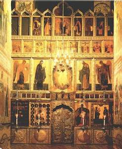 Iconostasis_in_Moscow