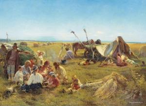 makovskiy_konstantin_peasant_diner_in_field
